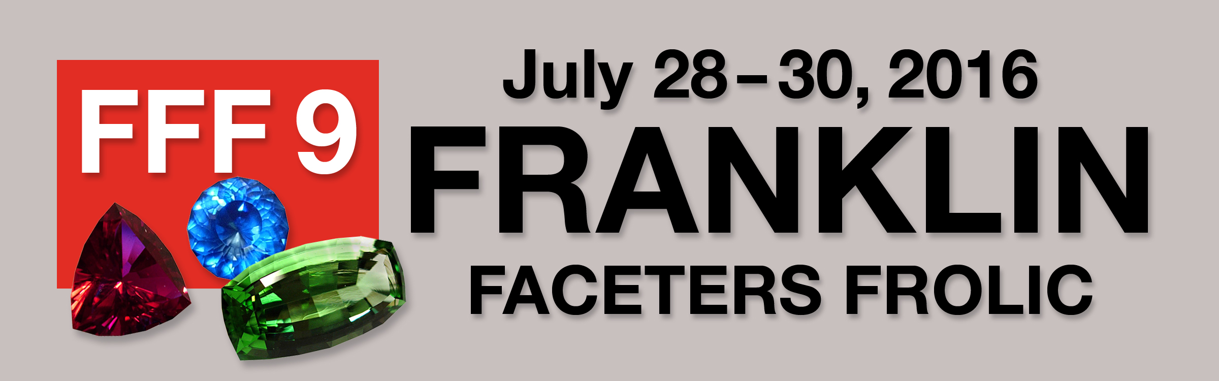 Franklin Faceters Frolic 9 – United States Faceters Guild